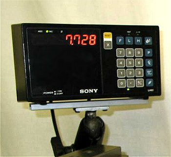 Sony Digital Measuring Display