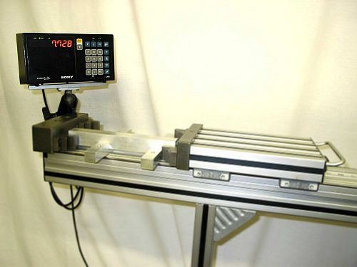 Matrix Measuring System